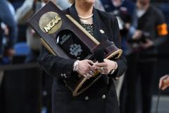 NCAA Women's Basketball Albany Regional Finals - #1 Louisville 73 vs. #2 UConn 80 (165)