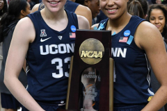 NCAA Women's Basketball Albany Regional Finals - #1 Louisville 73 vs. #2 UConn 80 (173)