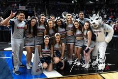 NCAA Women's Basketball Albany Regional Finals - #1 Louisville 73 vs. #2 UConn 80 (174)