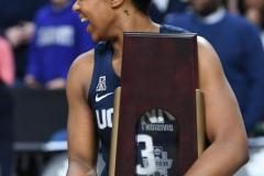 NCAA Women's Basketball Albany Regional Finals - #1 Louisville 73 vs. #2 UConn 80 (175)