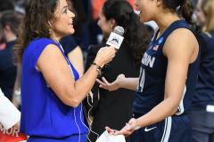 NCAA Women's Basketball Albany Regional Finals - #1 Louisville 73 vs. #2 UConn 80 (176)
