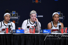 NCAA Women's Basketball Albany Regional Finals - #1 Louisville 73 vs. #2 UConn 80 (185)