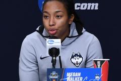 NCAA Women's Basketball Albany Regional Finals - #1 Louisville 73 vs. #2 UConn 80 (188)