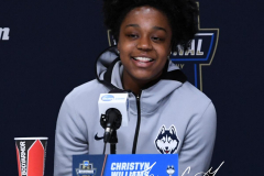 NCAA Women's Basketball Albany Regional Finals - #1 Louisville 73 vs. #2 UConn 80 (189)