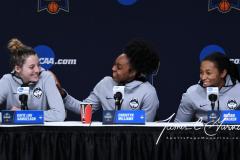 NCAA Women's Basketball Albany Regional Finals - #1 Louisville 73 vs. #2 UConn 80 (190)