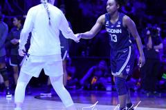 NCAA Women's Basketball Albany Regional Finals - #1 Louisville 73 vs. #2 UConn 80 (22)