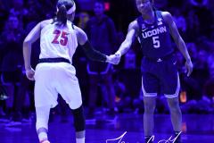 NCAA Women's Basketball Albany Regional Finals - #1 Louisville 73 vs. #2 UConn 80 (23)