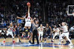 NCAA Women's Basketball Albany Regional Finals - #1 Louisville 73 vs. #2 UConn 80 (24)