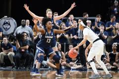 NCAA Women's Basketball Albany Regional Finals - #1 Louisville 73 vs. #2 UConn 80 (26)