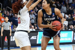 NCAA Women's Basketball Albany Regional Finals - #1 Louisville 73 vs. #2 UConn 80 (28)