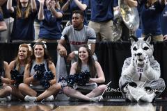 NCAA Women's Basketball Albany Regional Finals - #1 Louisville 73 vs. #2 UConn 80 (31)