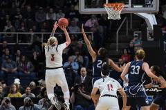 NCAA Women's Basketball Albany Regional Finals - #1 Louisville 73 vs. #2 UConn 80 (33)