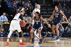 NCAA Women's Basketball Albany Regional Finals - #1 Louisville 73 vs. #2 UConn 80 (36)
