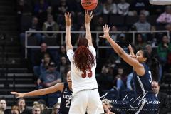 NCAA Women's Basketball Albany Regional Finals - #1 Louisville 73 vs. #2 UConn 80 (37)
