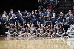 NCAA Women's Basketball Albany Regional Finals - #1 Louisville 73 vs. #2 UConn 80 (39)