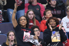 NCAA Women's Basketball Albany Regional Finals - #1 Louisville 73 vs. #2 UConn 80 (40)