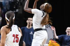 NCAA Women's Basketball Albany Regional Finals - #1 Louisville 73 vs. #2 UConn 80 (43)