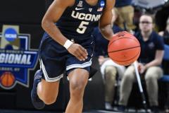 NCAA Women's Basketball Albany Regional Finals - #1 Louisville 73 vs. #2 UConn 80 (44)