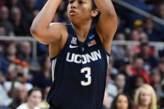 NCAA Women's Basketball Albany Regional Finals - #1 Louisville 73 vs. #2 UConn 80 (48)