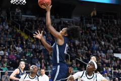 NCAA Women's Basketball Albany Regional Finals - #1 Louisville 73 vs. #2 UConn 80 (50)