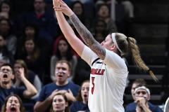 NCAA Women's Basketball Albany Regional Finals - #1 Louisville 73 vs. #2 UConn 80 (61)