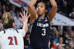 NCAA Women's Basketball Albany Regional Finals - #1 Louisville 73 vs. #2 UConn 80 (62)
