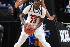 NCAA Women's Basketball Albany Regional Finals - #1 Louisville 73 vs. #2 UConn 80 (65)