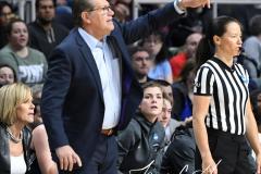 NCAA Women's Basketball Albany Regional Finals - #1 Louisville 73 vs. #2 UConn 80 (66)