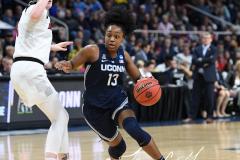NCAA Women's Basketball Albany Regional Finals - #1 Louisville 73 vs. #2 UConn 80 (67)