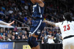 NCAA Women's Basketball Albany Regional Finals - #1 Louisville 73 vs. #2 UConn 80 (68)