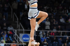 NCAA Women's Basketball Albany Regional Finals - #1 Louisville 73 vs. #2 UConn 80 (77)