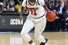 NCAA Women's Basketball Albany Regional Finals - #1 Louisville 73 vs. #2 UConn 80 (81)