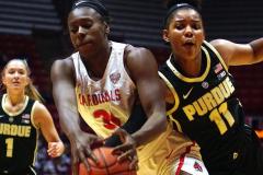 Gallery NCAA Women's Basketball: Ball State 38 vs Purdue 80, Worthen Arena, Muncie IN, November 07, 2018