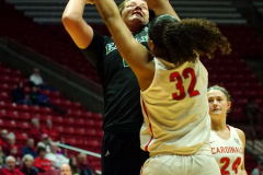 Gallery NCAA Women's Basketball: Ball State 57 vs Eastern Michigan 67, Worthen Arena, Muncie In, March 09, 2019