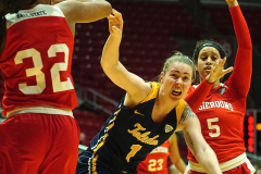 Gallery NCAA Women's Basketball: Ball State 62 vs Toledo 63 Worthen Arena, Muncie IN, February 23, 2019