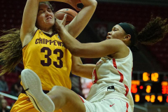 Gallery NCAA Women's Basketball: Ball State 64 vs Central Michigan 81, Worthen Arena, Muncie IN, February 27, 2019