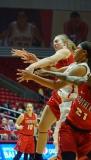 Gallery NCAA Women's Basketball: Ball State 69 vs Southeast Missouri State 56, Worthen Arena, Muncie IN, December 7, 2017