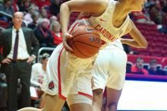 Gallery NCAA Women's Basketball:  Ball State 70 vs Xavier 49, Worthen Arena, Muncie IN, November 20, 2019
