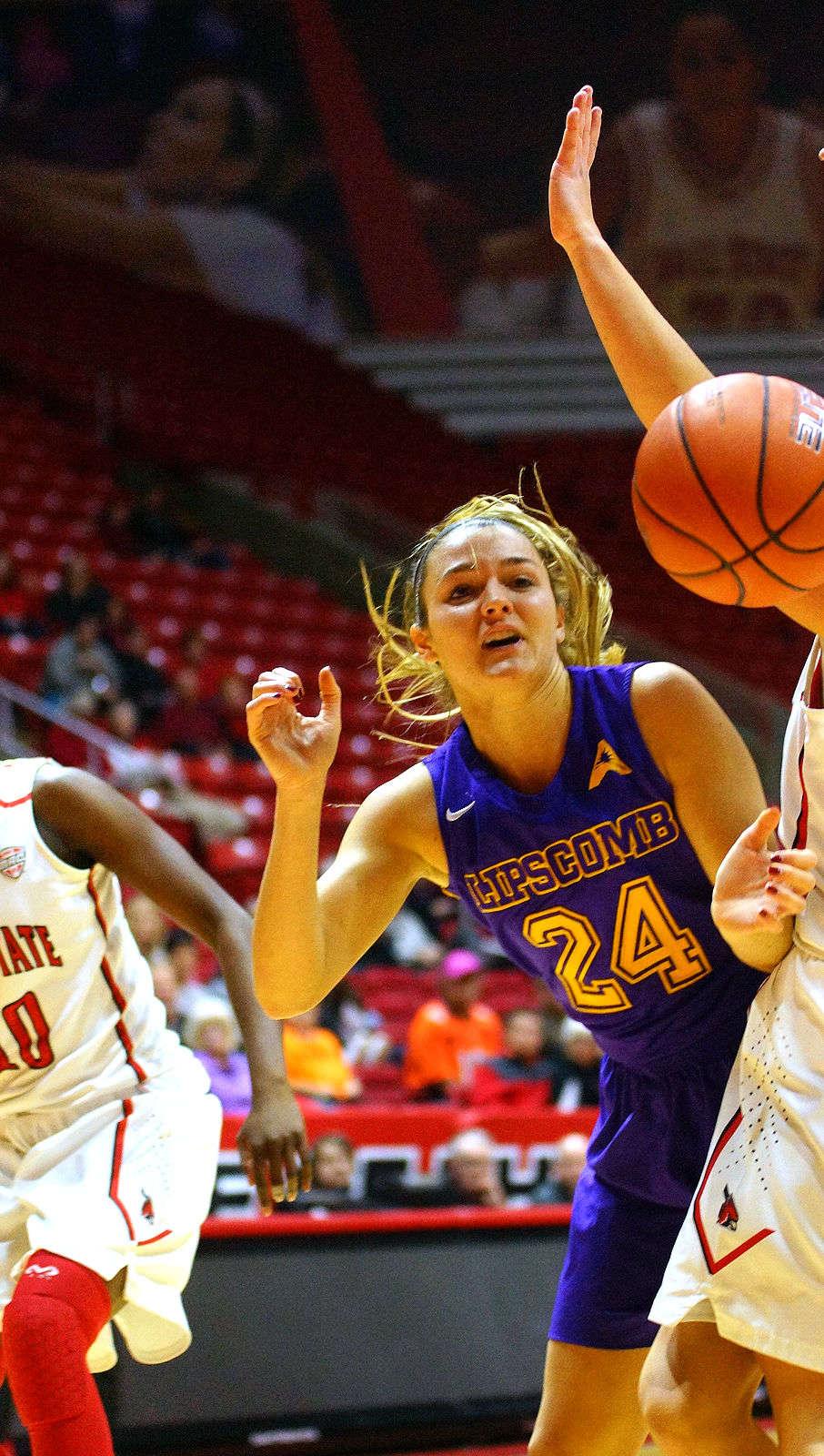 Gallery NCAA Women's Basketball: Ball State 74 vs Lipscomb 78 - Sports Page Magazine