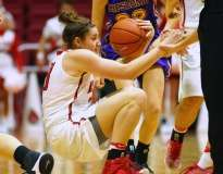 NCAA Women's Basketball: Ball State74 vs Lipscomb 78, Worthen Arena, Muncie IN, December 18, 2016