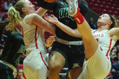 Gallery NCAA Women's Basketball: Ball State 75 vs Ohio 90 Worthen Arena, Muncie IN, January 12,2019
