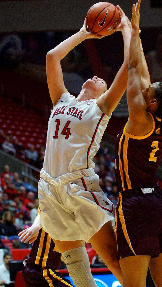 Gallery NCAA Women's Basketball: Ball State 81 vs Central ...