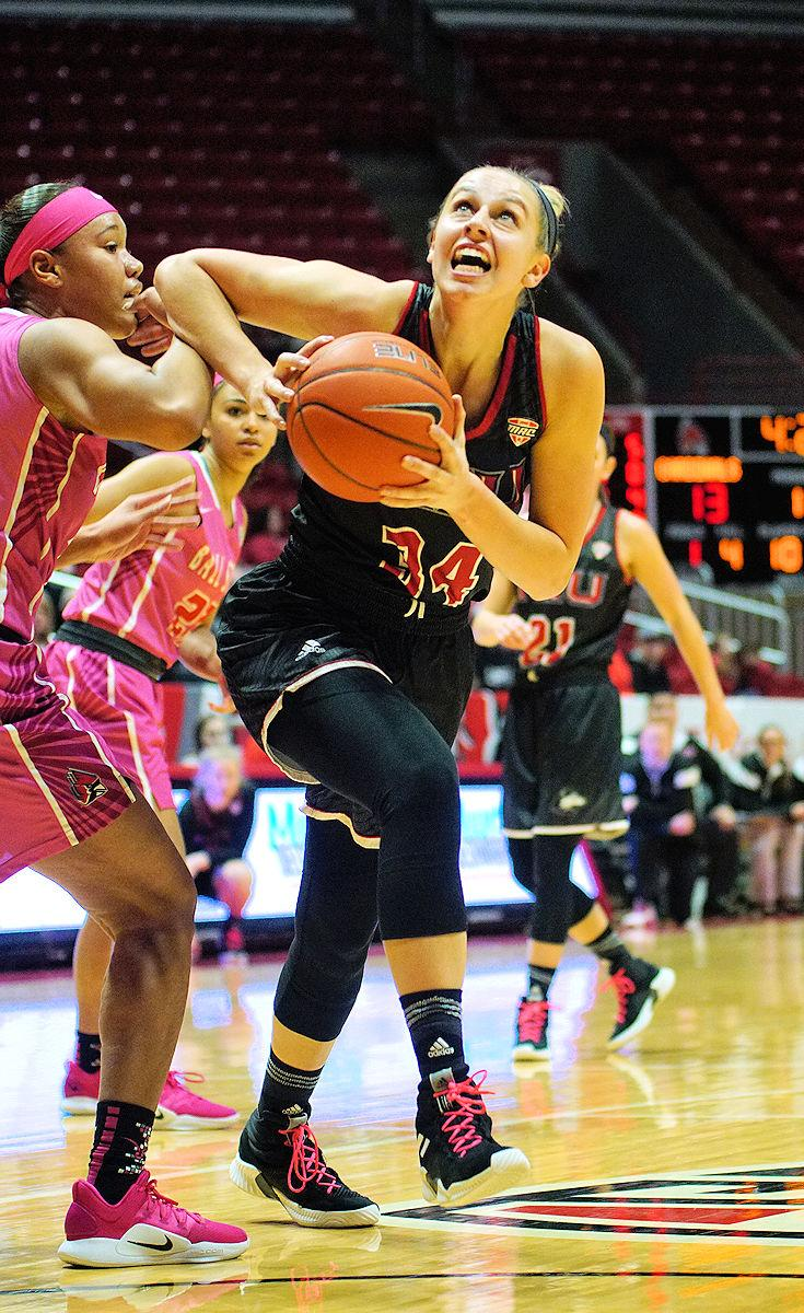 Gallery NCAA Women's Basketball: Ball State 83 vs Northern ...