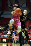 Gallery NCAA Women's Basketball: Ball State 85 vs Western Michigan 58, Worthen Arena, Muncie IN, February 21, 2018