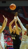 Gallery NCAA Women's Basketball: Ball State 87 vs Butler 75, Worthen Arena, Muncie IN, November 29, 2017