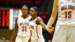 Gallery NCAA Women's Basketball: Ball State 88 vs Arkansas - Pine Bluff 60, Worthen Arena, Muncie IN, November 11, 2016