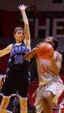 NCAA Women's Basketball: Ball State 93 vs Urbana 49, Worthen Arena, Muncie IN, December 28, 2016