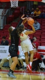Gallery NCAA Women's Basketball: Ball State 97 vs Akron 65, Worthen Arena, Muncie IN, January 31, 2018