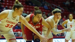 Gallery NCAA Women's Basketball: Ball State 86 vs Miami (OH) 61, Worthen Arena, Muncie IN, January 03, 2018