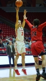 Gallery NCAA Women's Basketball: Ball State 81 vs Northern Illinois 72, Worthen Arena, Muncie IN, January 27, 2018